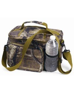 Mossy Oak Camouflage Insulated Cooler Bag Lunch Box