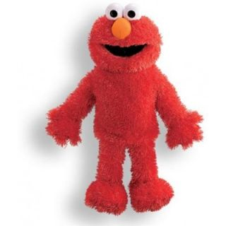 Sesame Street Elmo Full Body Puppet Plush Gund 021019