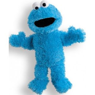 Cookie Monster Sesame Street Full Body Hand Puppet Gund