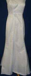 Informal Bridal Wedding Clothing Homecoming Cocktail Dress Gown White