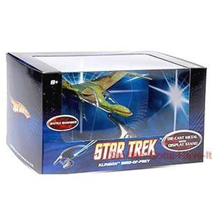 Star Trek Mint BRel Klingon Bird of Prey SHIP Model Diecast Metal w