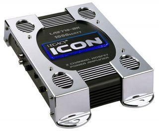 New Legacy LA2770BK 1000W 2 Channel Bridgeable Car Audio Amplifier Amp