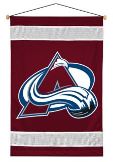 Big Colorado Avalanche Boys Wall Hanging Decor Hockey