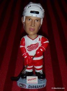 Brendan Shanahan ***LIMITED EDITION*** Detroit Red Wings NHL Hockey