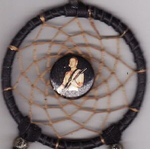 Bradley Nowell Sublime 3 inch Dreamcatcher w Button