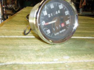 Harley Davidson Shovelhead Speedometer Working