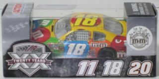 Action Racing Collectables Lionel NASCAR Kyle Busch 18 M Ms 2011
