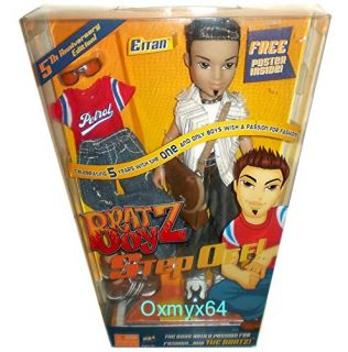 Bratz Boyz Step Off Eitan 10 Fashion Doll NRFB