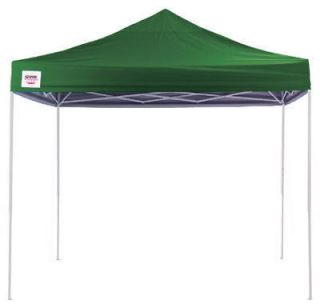 10x10 ft Grn Bravo Sports Quick Shade Instant Canopy
