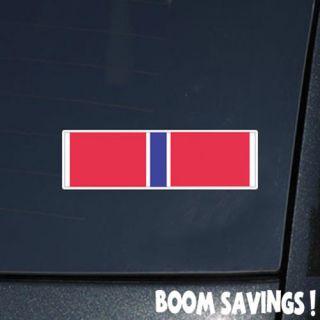 US Army Ribbon Bronze Star Medal Ribbon 6 Decal Sticker Buy3 Get1