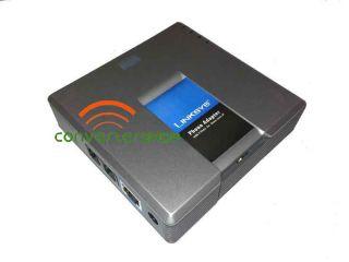 Unlocked Linksys PAP2 NA SIP VoIP Phone Adapter Bracket