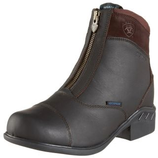 NEW WOMENS ARIAT BROSSARD ZIP WATERPROOF PADDOCK EQUESTRIAN BOOTS