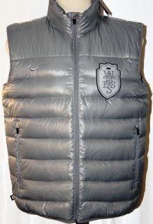 Mens Nike James Lebron Witness 6 700 Down Fill Puffer Coat Vest Size