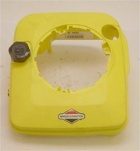 Briggs Stratton 494353 Fuel Tank Yellow Fits Quantum