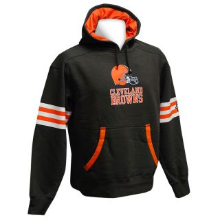 Cleveland Browns RBK QB Jersey Pullover Hoody Youth XL