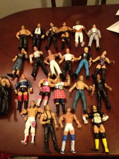 Variety Jakks Including Santino Bret Hart cm Punk Jeff Hardy