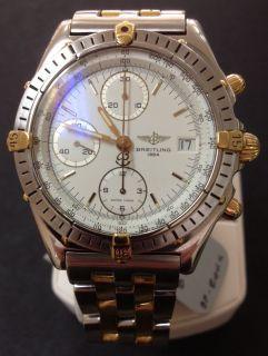 Breitling Windrider Chronomat Chronograph