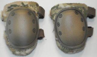 BBI Toys Army SF Beret Joe Brennan Multicam Camo Kneepads 15