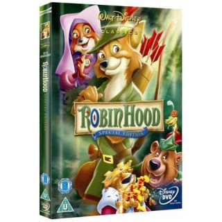 Robin Hood DVD Special Edition Brand New SEALED Disney
