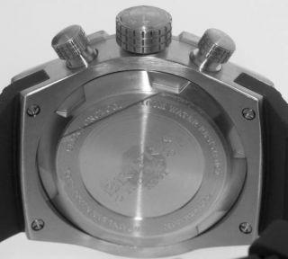 Brera Orologi BRSSC4903 Super Sportivo Black Dial Mens Watch New