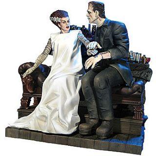 NEW Bride of Frankenstein Monster Boris Karloff Toy 1 8 Scale Model