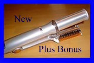 Instyler Rotating Hot Air Hair Brush Styling Smoothing Straightener