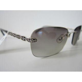 New Brighton Sunglasses Love Bug Ladybug Rimless NWT