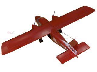 Britten Norman BN 2 Islander Red Devils G AXDH Final PA 4