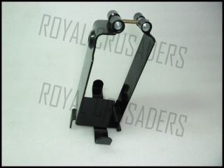 NEW ROYAL ENFIELD BLACK BATTERY CARRIER CASE