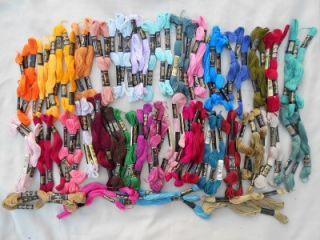 New Skeins DMC Embroidery Cross Stitch Thread Cotton A Broder