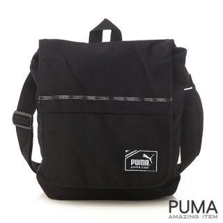 BN Puma Buddy Shoulder Messenger Bag Black