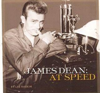 James Dean at Speed by Lee Raskin Porsches MCS Movies 1893618498