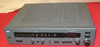 Classic NAD 7000 Monitor Series Power Envelope Audiophile Receiver w
