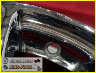 09 10 11 Buick Lucerne 17 Chrome 10 Spoke Wheels Used Factory Rims
