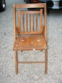 antique wooden folding chair  99 99 buy