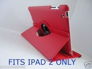 IPAD CASE 360 degree smart cover case protector +PEN for apple ipad 2