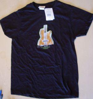 Hard Rock Cafe Newport Beach BRUCE SPRINGSTEEN SHIRT Jr. Lg. SIGNATURE