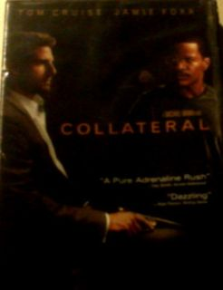 Michael Manns Collateral 2004 Tom Cruise Jamie Foxx Peter Berg SEALED