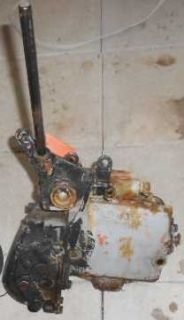 1951 ALLIS CHALMERS CA TRACTOR COMPLETE HYDRAULIC PUMP TANK AND