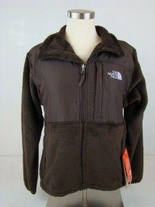 The North Face Thermal Denali Fleece Jacket Burnette Brown