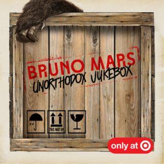 Bruno Mars Unorthodox Jukebox Target Exclusive with 5 Bonus Tracks New