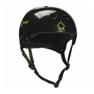 Protec Classic Bucky Lasek Plus Black Skateboard Skate Helmet s M L XL