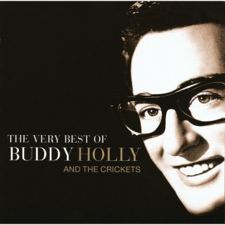 BUDDY HOLLY AND THE CRICKETS NEW CD VERY BEST OF GREATEST HITS
