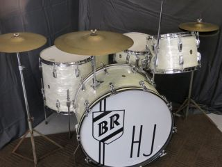Buddy Rich's 1950s Tommy Dorsey Harry James WFL Super Classic Set
