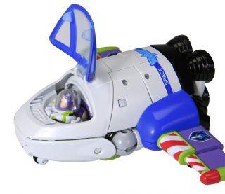 Transformers Disney Pixar Toy Story Buzz Lightyear MISB