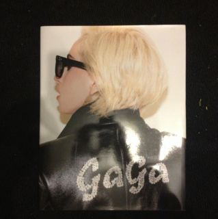 Gaga by Terry Richardson 2011 Hardcover 1st Edition LADY GAGA photos