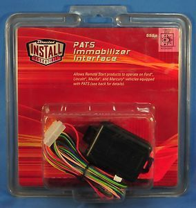 Dei 555P Ford Pats Immobilizer Bypass Module