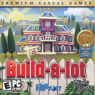 Build A Lot Real Estate Simulator PC Game New $2 SHIP 811930104047