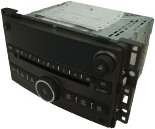 07 Buick Lucerne Factory Am FM Stereo Single Load CD Player