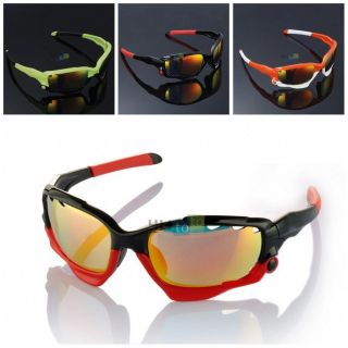 Cycling Bicycle Bike Sports UV400 Goggle Polarized Sun Glasses